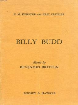 Billy budd, opera in 4 acts
