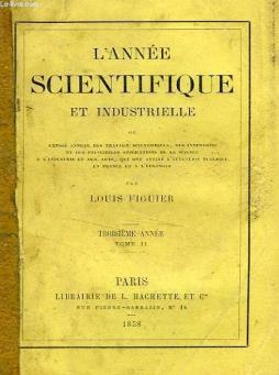 L annee scientifique et industrielle