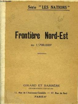Frontiere nord est