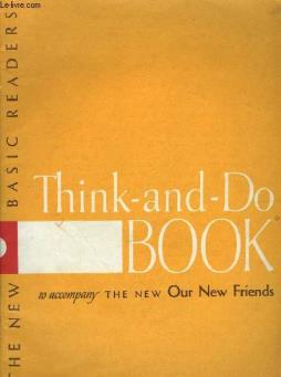 Think-and-do book.