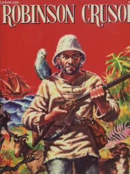 Robinson crusoë. illustré par giu-pin